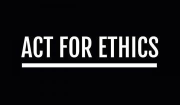 ACT FOR ETHICS – Un Mouvement Éthique et Solidaire