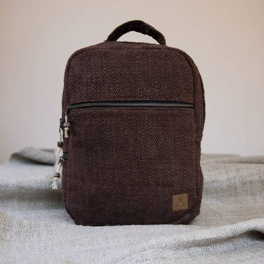 sac a dos ethique pour homme et femme en fibres naturelles