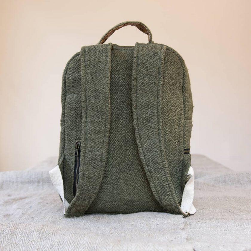 sac chanvre et teinture naturelle issu du commerce équitable