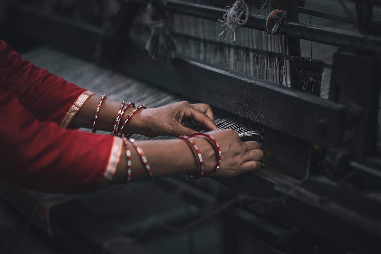 Confection éthique népal