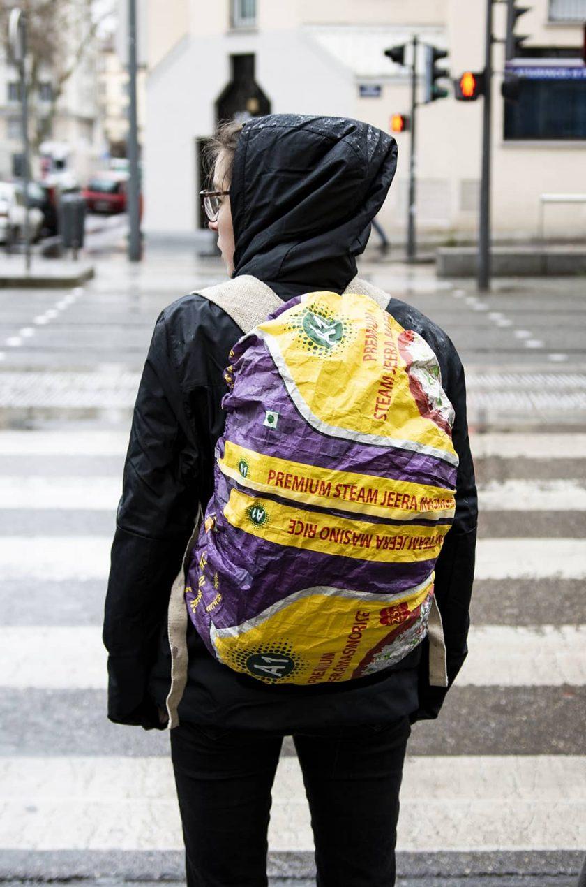 Housse anti pluie femme