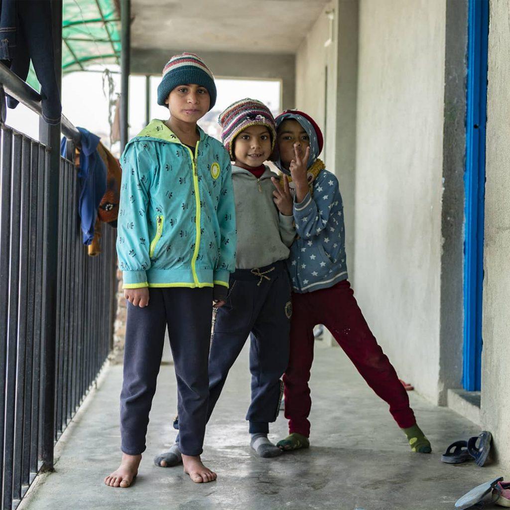 Orphelinat népalais Himali
