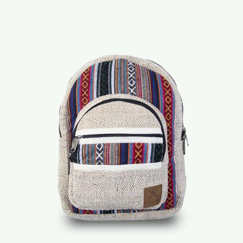 Petit sac à dos ethnique