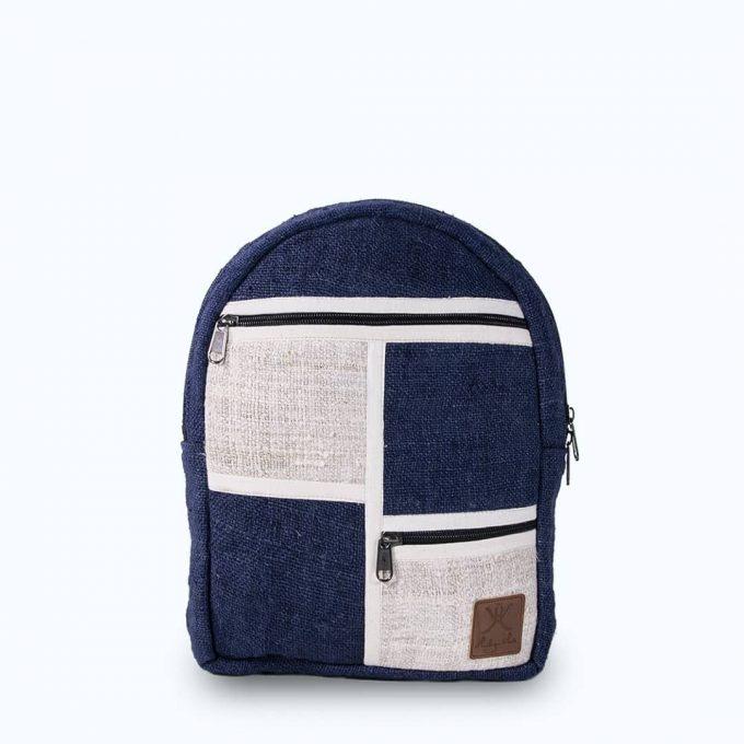Petit sac à dos bleu