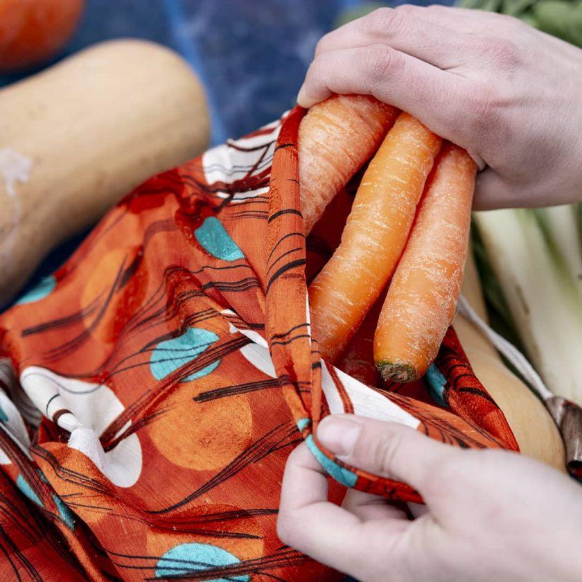 Sac à vrac carotte