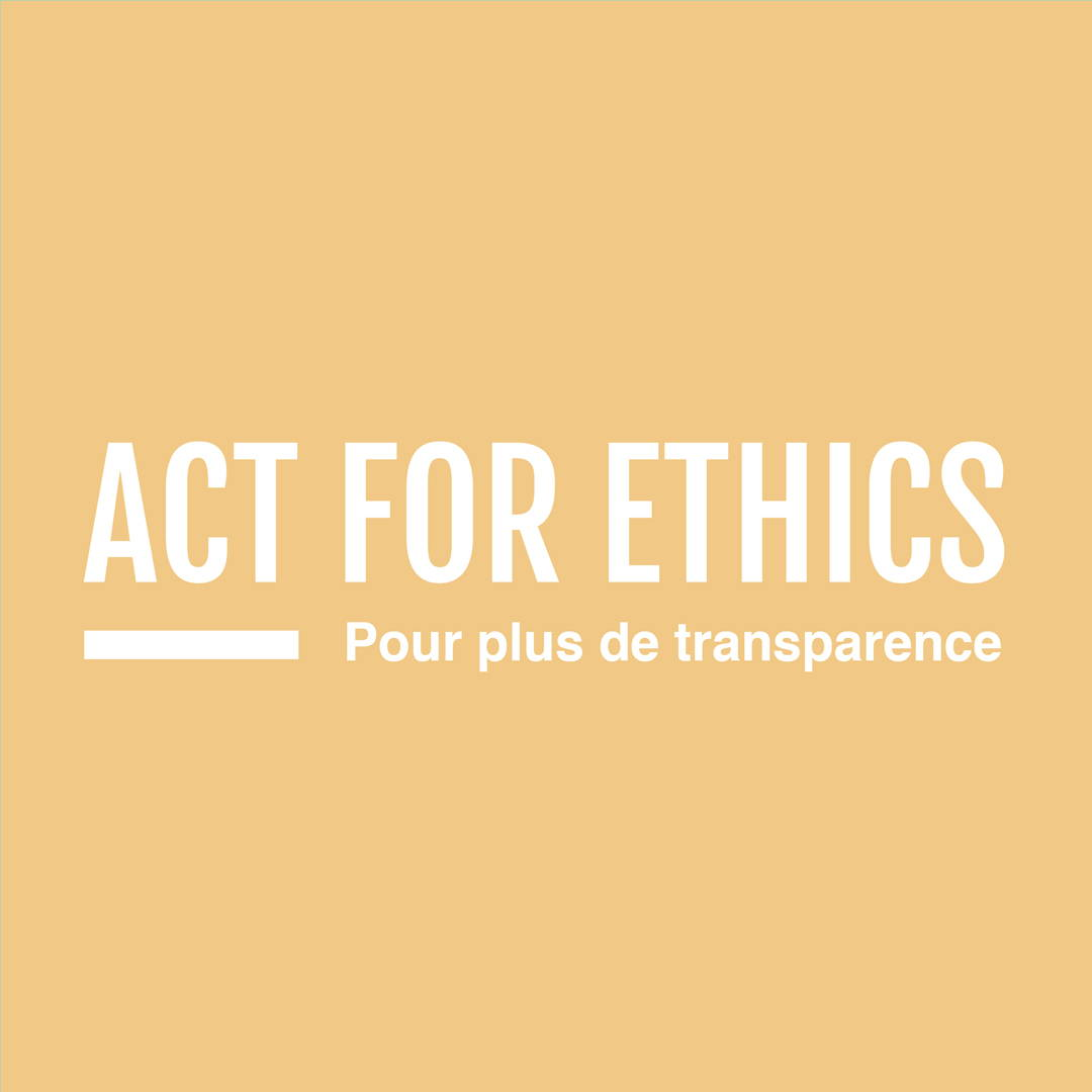 Act for ethics transparence